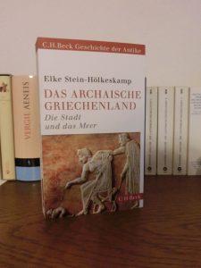 Das Archaische Griechenland (Buchvorstellung Cover Monday)