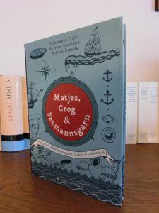 Matjes, Grog & Seemannsgarn (Buchvorstellung Cover Monday)