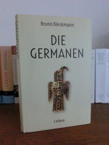 Die Germanen (Buchvorstellung Cover Monday)