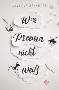 Was Preema nicht weiß (Buchcover)